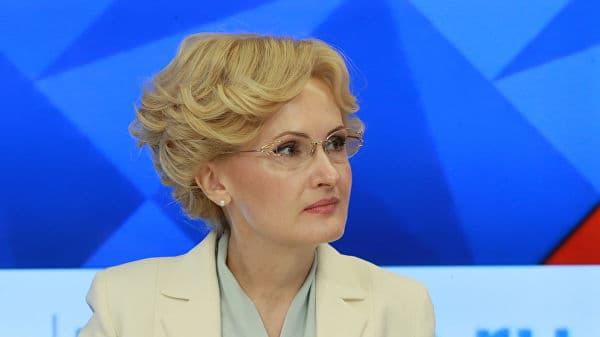 Ирина Яровая Вице-спикер Госдумы предложила изменить систему работы сподростками