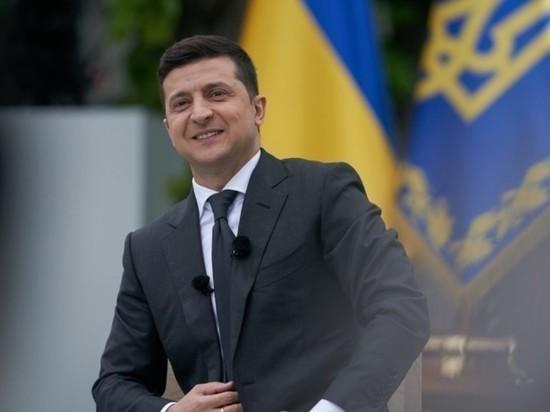 Украина отреагировала на оценку России года президентства Зеленского