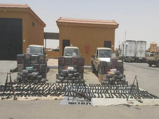 Египетские военные отчитались о контртеррористических операциях на Синае